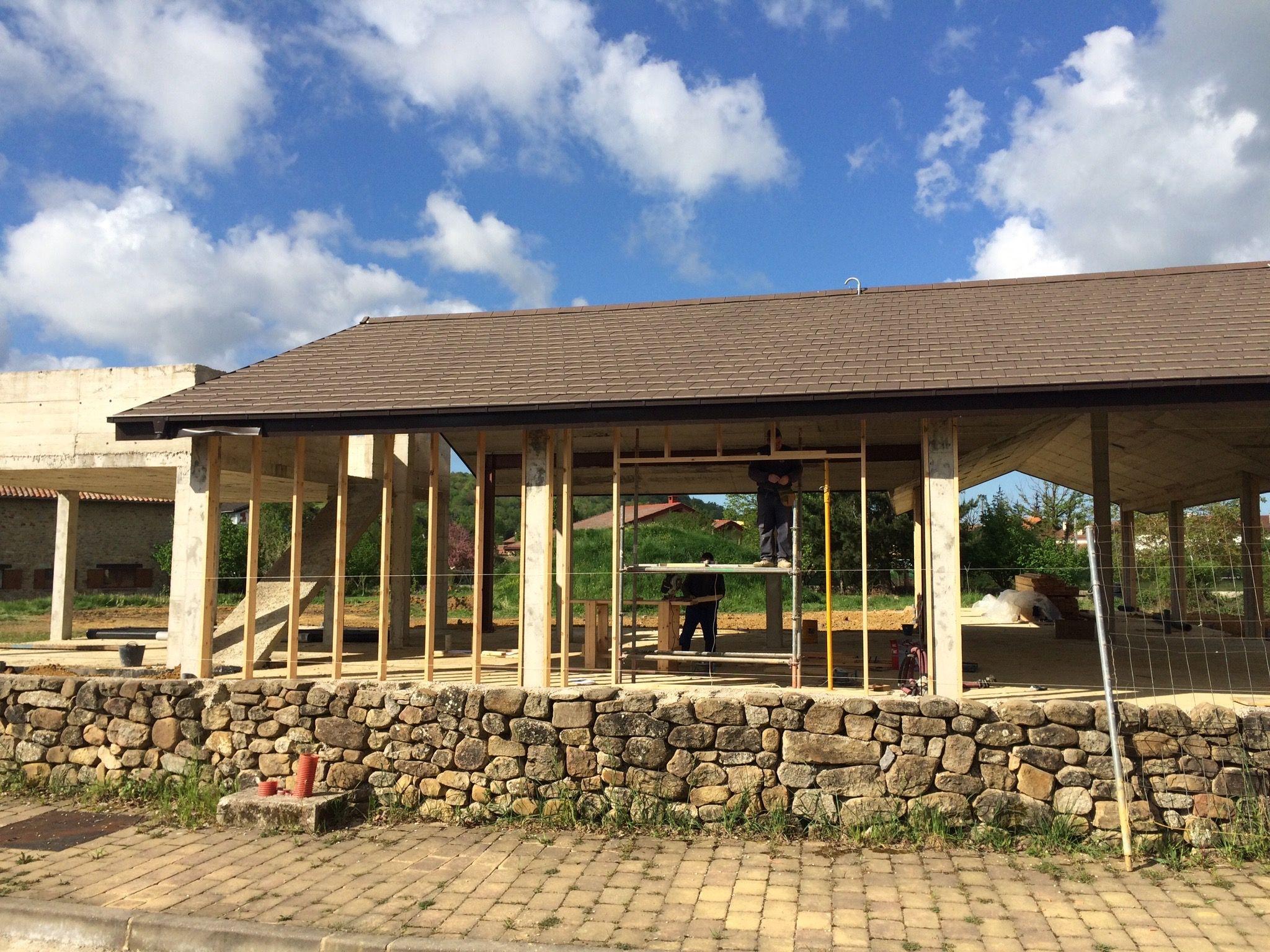 Rehabilitación energética y saludable de un edificio existente en Bitoriano. Casa biopasiva - Baransu